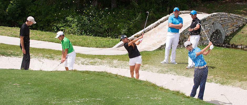 golfa-treniņi